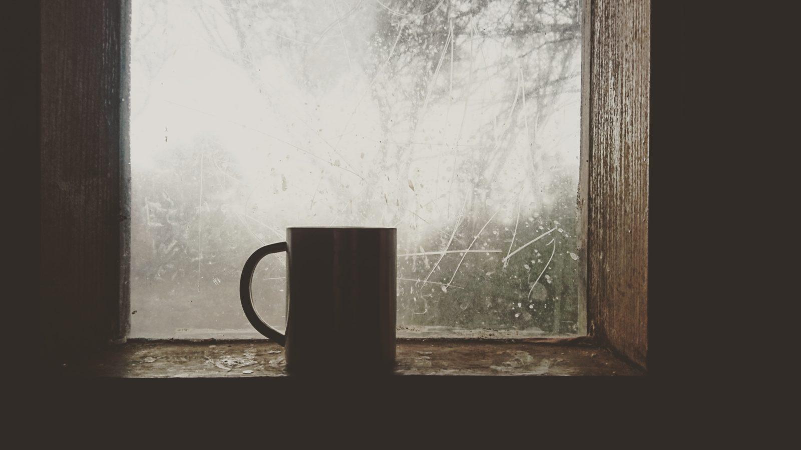 Smutek Zdrady – W strugach deszczu