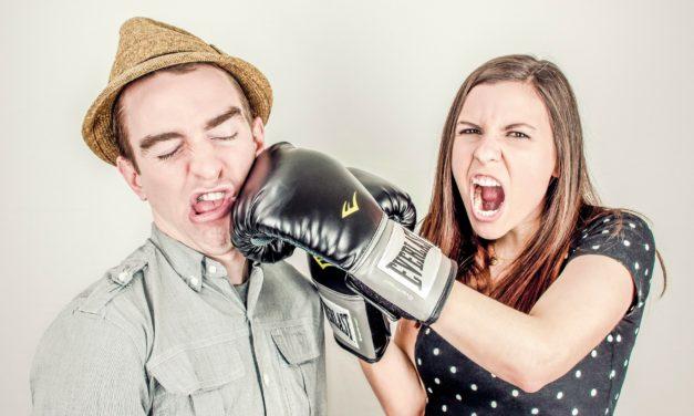 Rodzinne kłótnie nie mają związku przyczynowo-skutkowego